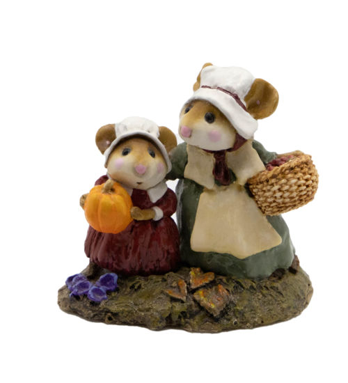 We Gather Together M-199 by Wee Forest Folk®