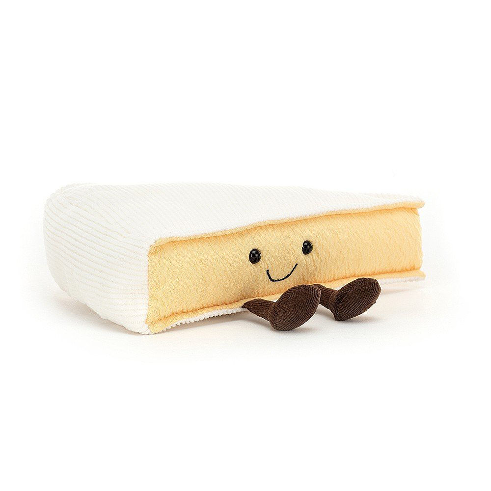 Amuseable Brie by Jellycat