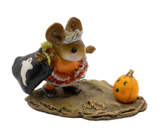 The Halloween Princess (Orange Special) M-299 by Wee Forest Folk®