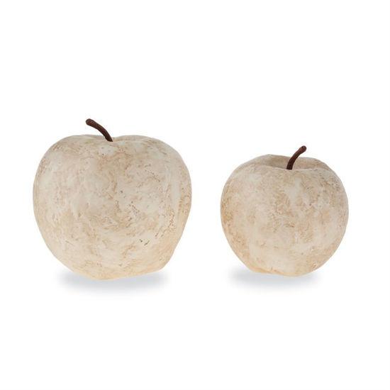 Paper Mache Apples by Mudpie