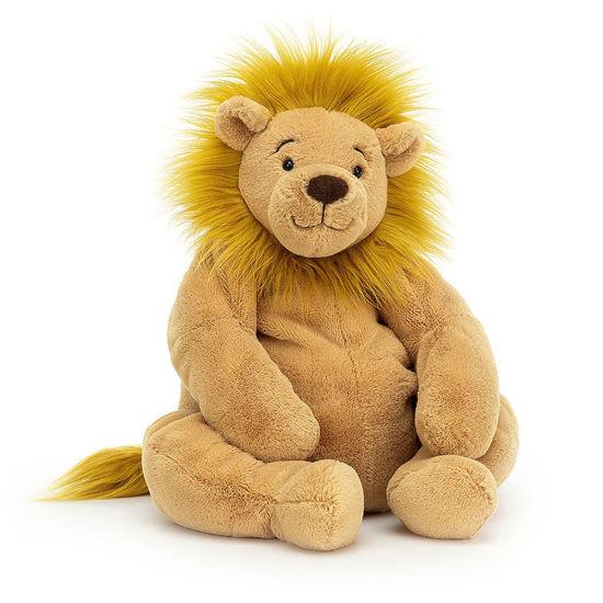 Rumpletum Lion by Jellycat