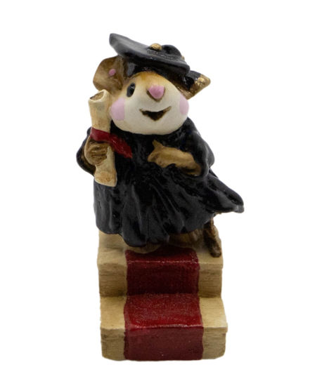 Commencement Day M-161 (Black) by Wee Forest Folk®