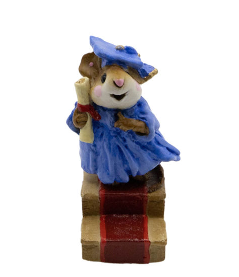 Commencement Day M-161 (Blue) by Wee Forest Folk®