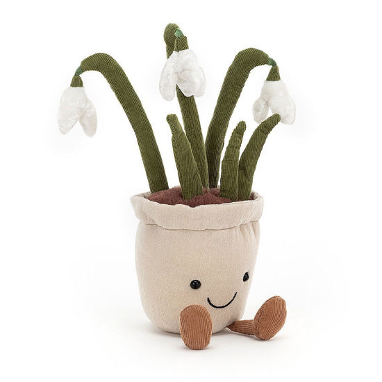 Amuseable Snowdrop by Jellycat