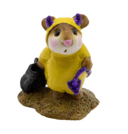 Little Devil M-061 (Yellow w/Purple Special) By Wee Forest Folk®