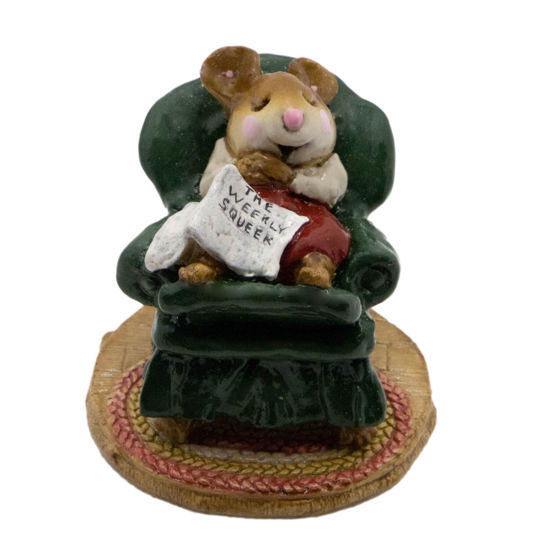 Forty Winks M-159 (Green) by Wee Forest Folk®
