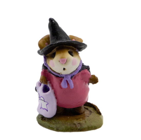 Littlest Witch M-156 (Pink Special) by Wee Forest Folk®