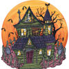 Die Cut Haunted House Placemat by Hester & Cook