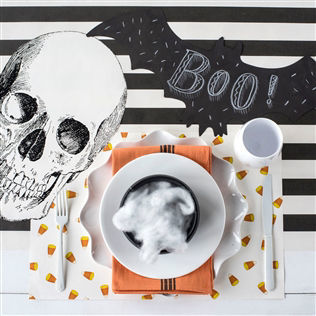 Die Cut Bat Placemat by Hester & Cook