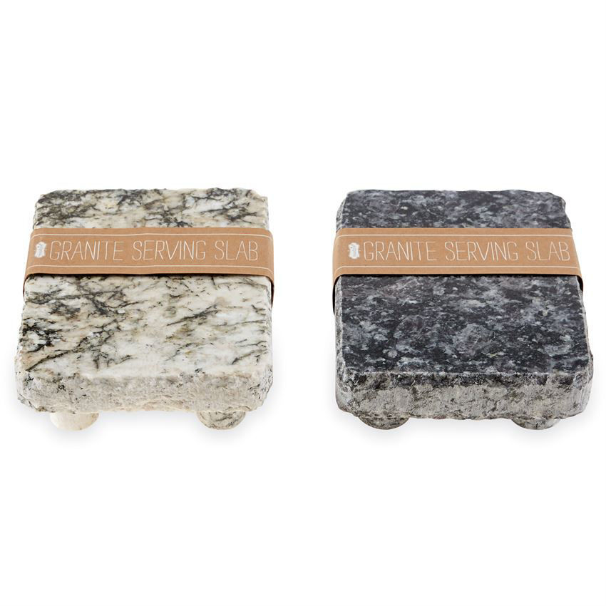 Granite Board with Feet by Mudpie