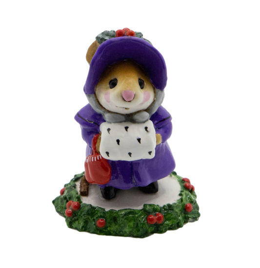 Miss Noel M-146 (Purple Special) by Wee Forest Folk®