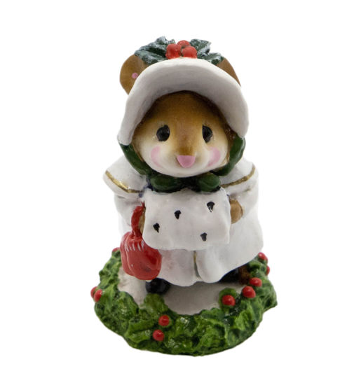 Miss Noel M-146 (White Special) by Wee Forest Folk®