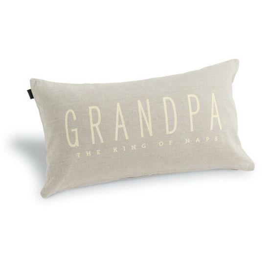 Grandpa Pillow by Demdaco
