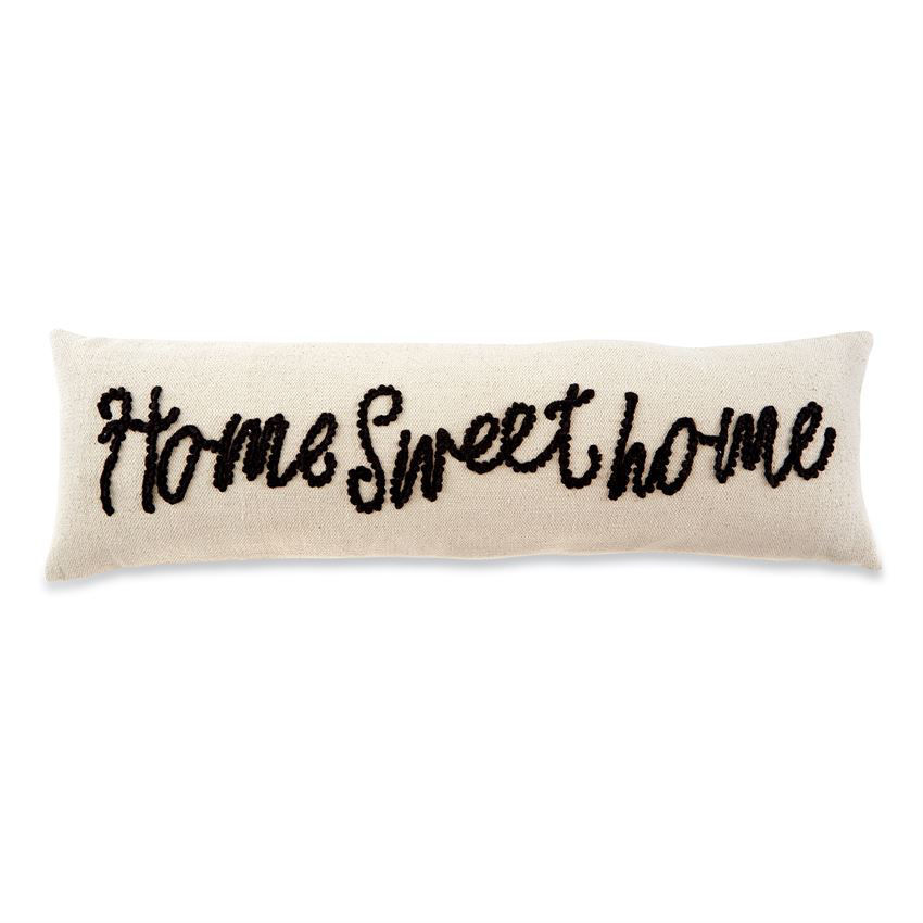 Sweet Home Knot Pillow by Mudpie
