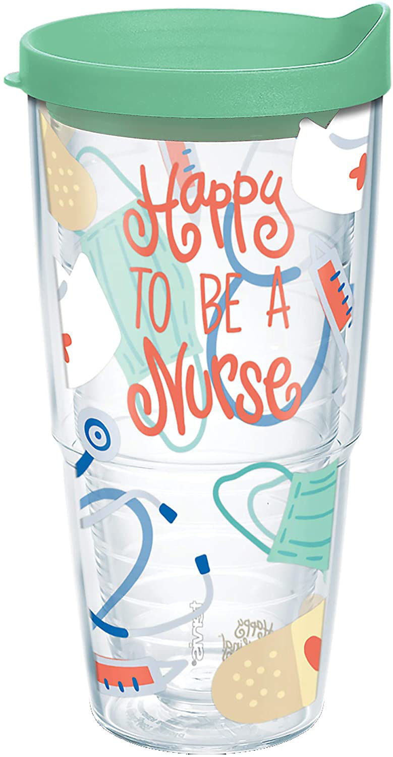 Happy Everything!™ - Nurse Wrap 24oz by Tervis