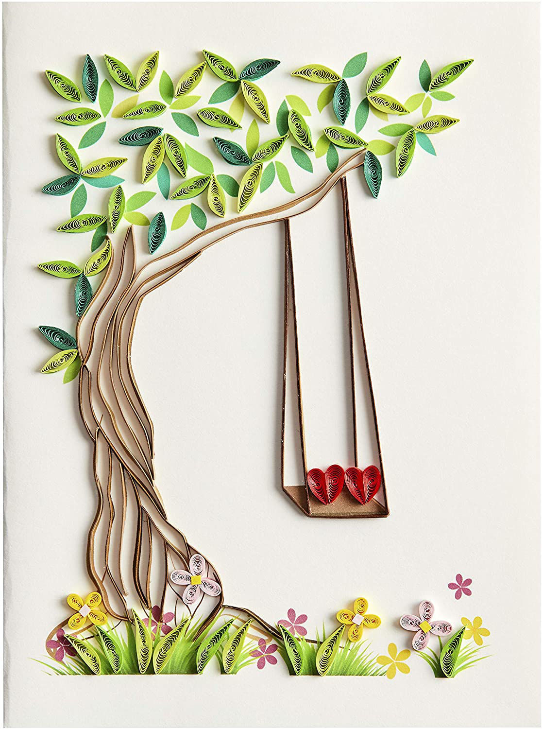 Swing Anniversary Card by Niquea.D