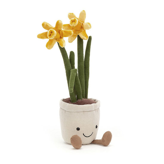 Amuseable Daffodil by Jellycat