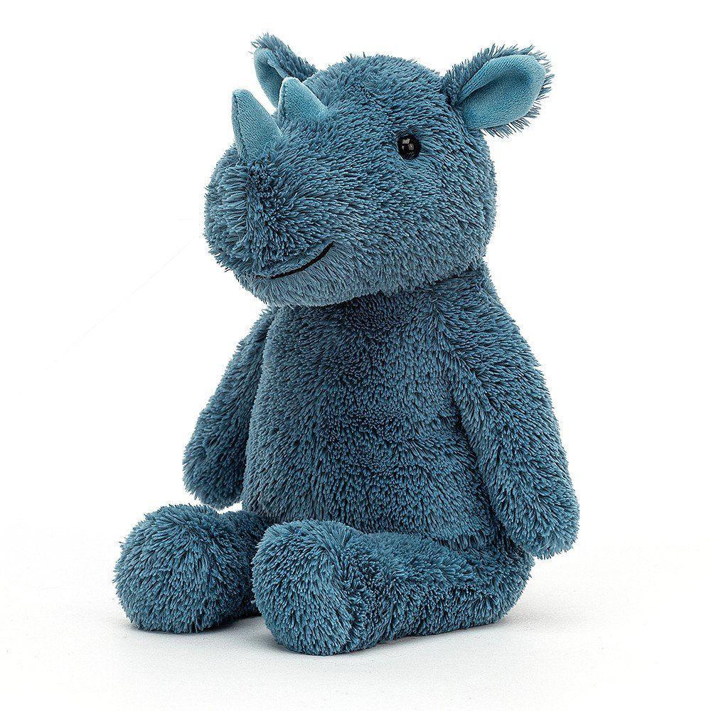 Cushy Rhino by Jellycat