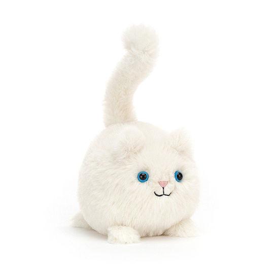 Kitten Caboodle Cream by Jellycat