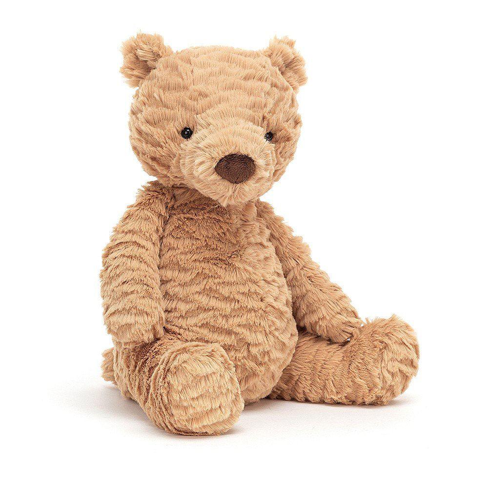 Seymour Bear by Jellycat