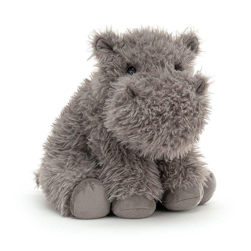 Curvie Hippo by Jellycat
