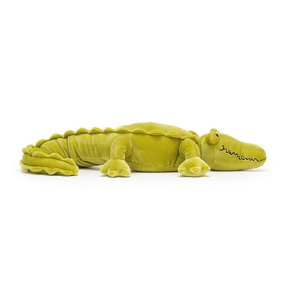 Zig Zag Croc by Jellycat