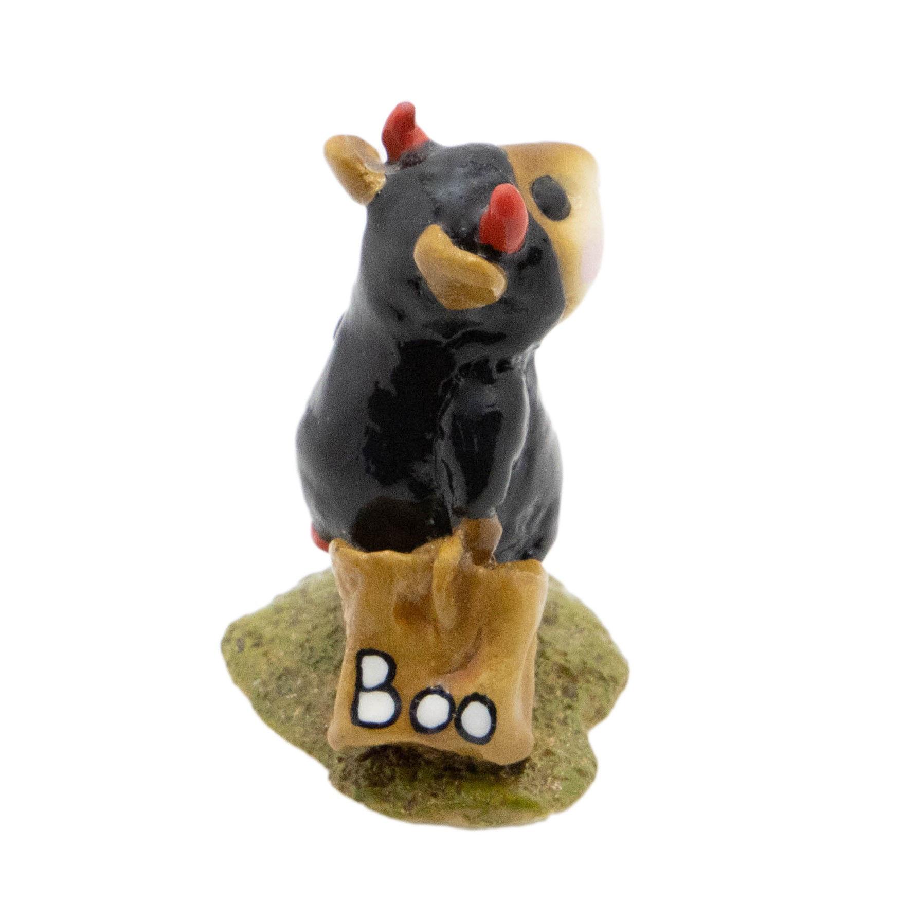 Little Devil M-061 (Black Special) by Wee Forest Folk®