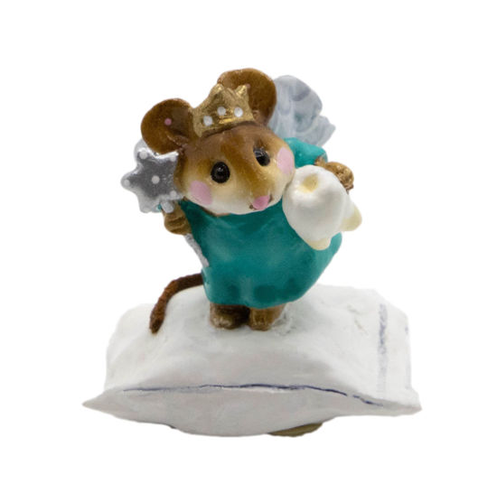 Tooth Fairy M-148 (Teal Special) by Wee Forest Folk®