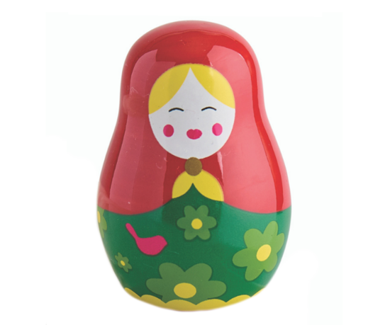 All Dolled Up (Nesting Doll) Mini by Nora Fleming