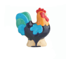 Cock a Doodle Doo! (Rooster) Mini by Nora Fleming