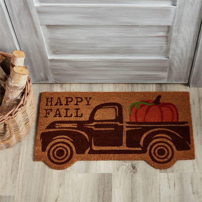 Fall Truck Door Mat by Mudpie