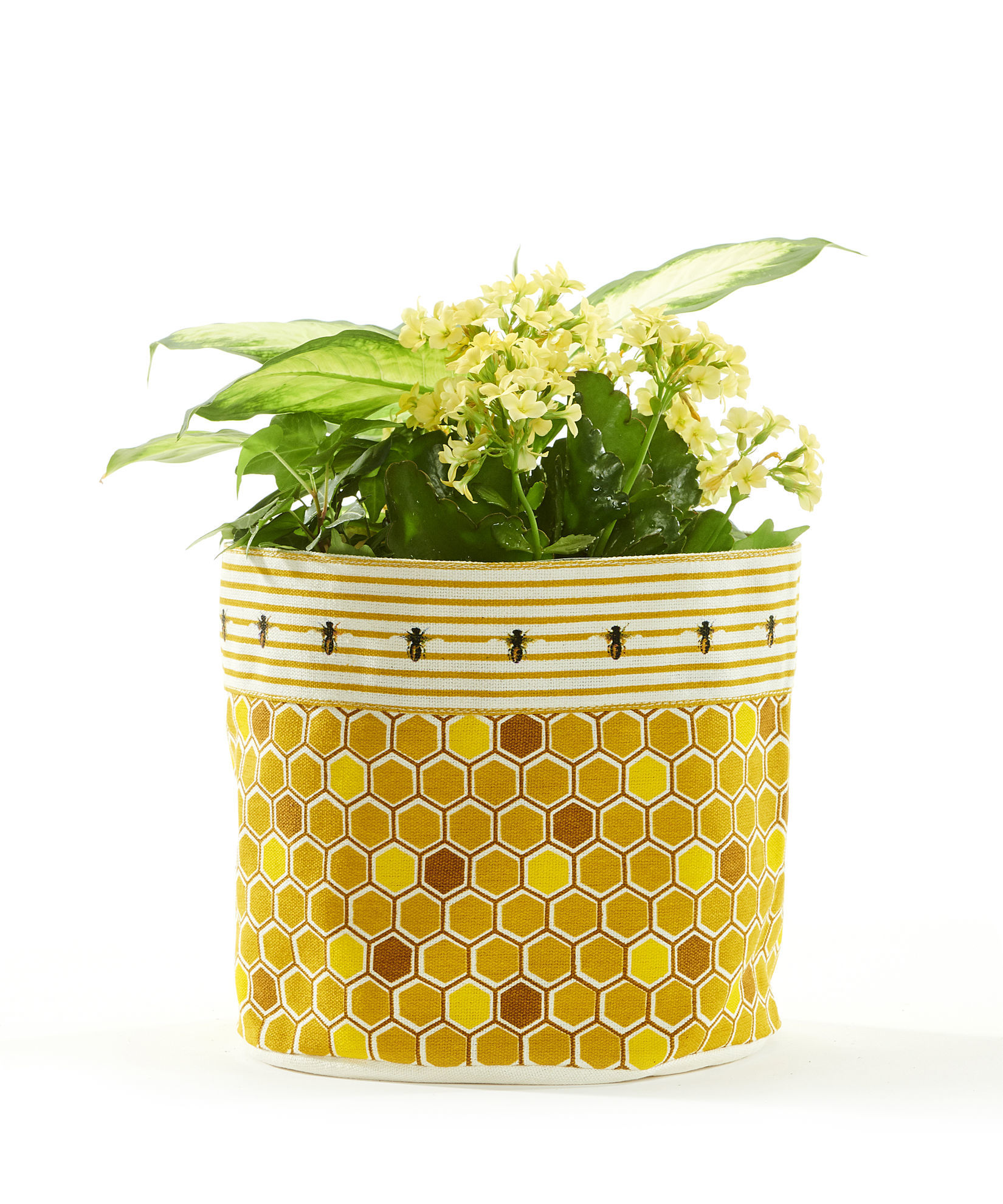 Bee Store n More Storage/Planter by Giftcraft
