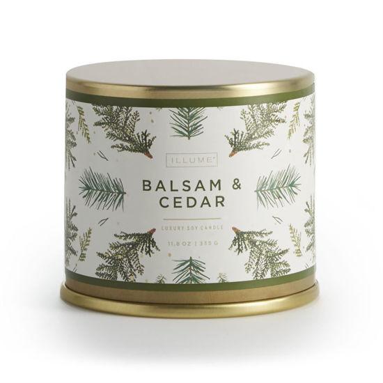 Balsam & Cedar Large Tin by Illume