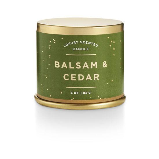 Balsam & Cedar Demi Tin by Illume