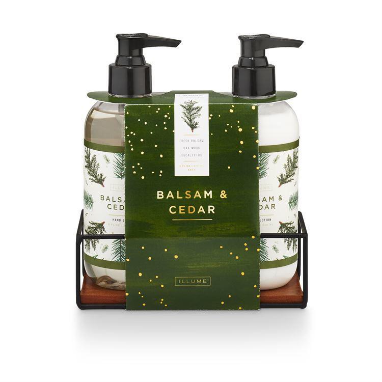 Balsam & Cedar Caddy Set by Illume