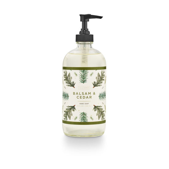 Balsam & Cedar Hand Soap by Illume
