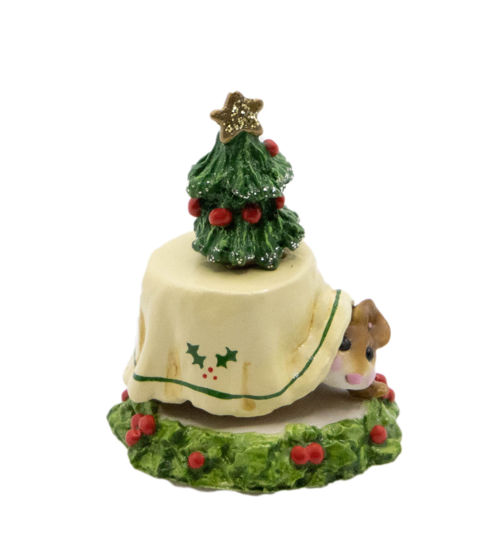 Christmas Table Only M-191a (Special) by Wee Forest Folk®