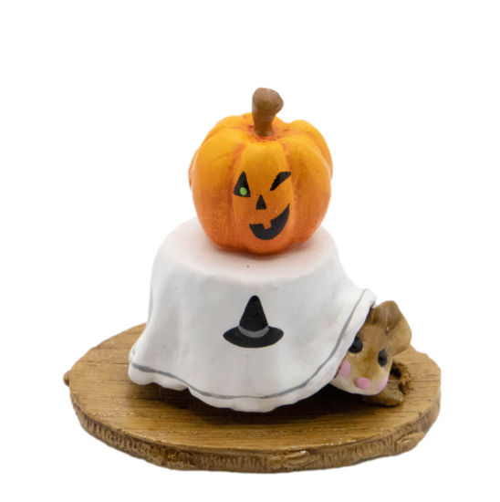 Halloween Table Only M-191a (White Special) by Wee Forest Folk®