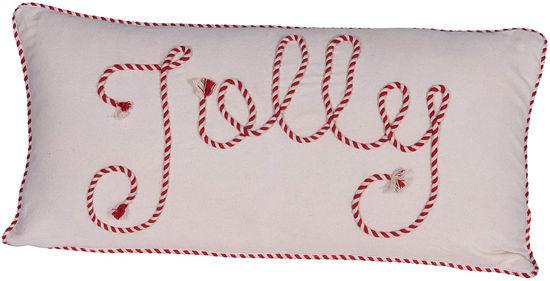 Jolly Lumbar Pillow by Creative Co-op