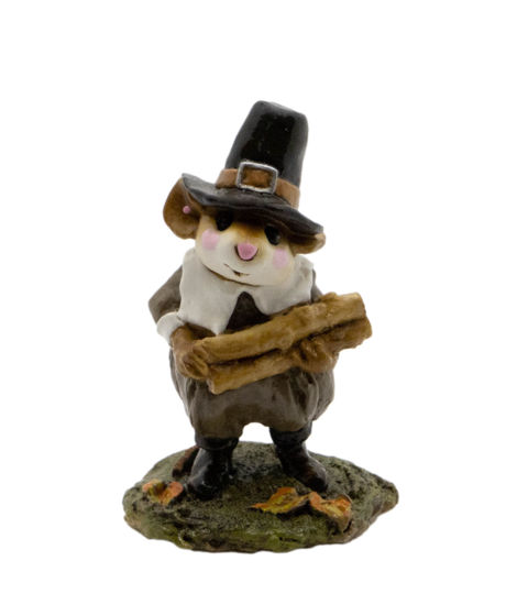 Pilgrim's Welcome M-198 by Wee Forest Folk®