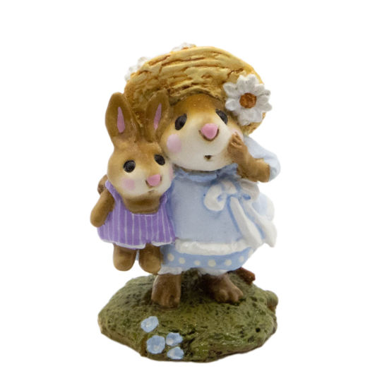 Miss Daisy M-182 (Blue) by Wee Forest Folk®