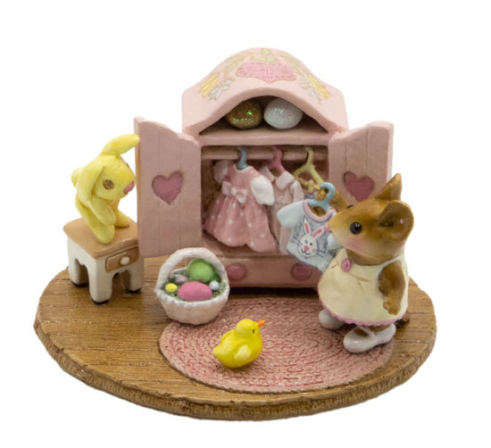 Molly's Easter Choice M-257 by Wee Forest Folk®