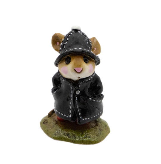 April Showers M-180 (Black) by Wee Forest Folk®