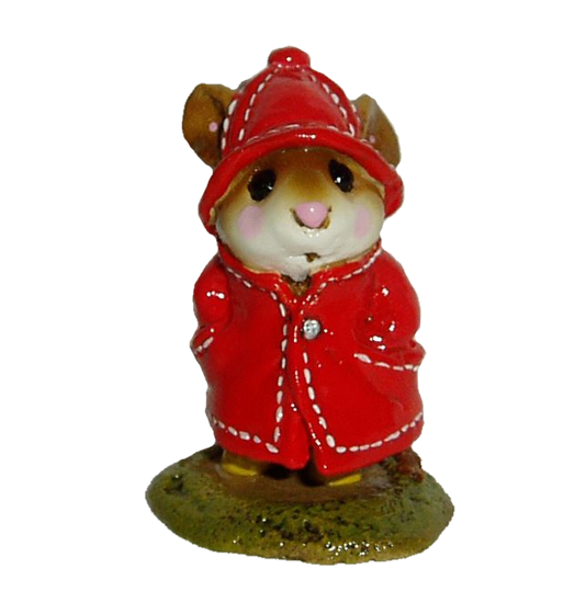 April Showers M-180 (Red) by Wee Forest Folk®
