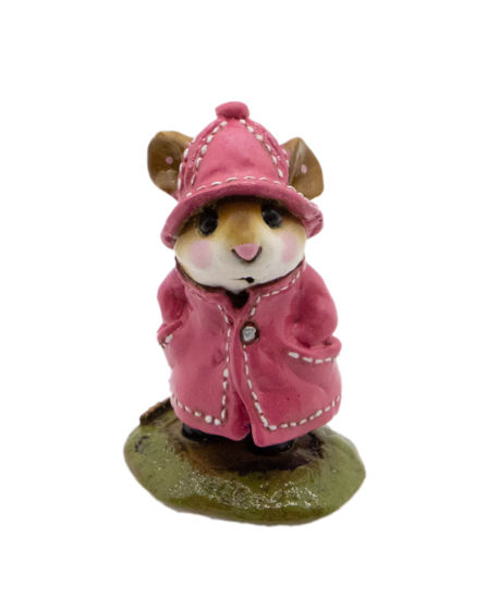 April Showers M-180 (Pink) by Wee Forest Folk®
