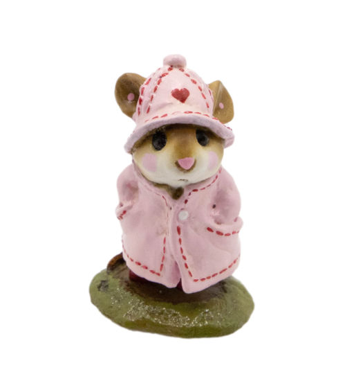 April Showers M-180 (Pink w/Heart Special) by Wee Forest Folk®