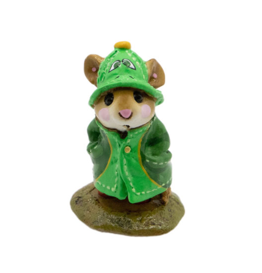 April Showers M-180 (Turtle Special) by Wee Forest Folk®