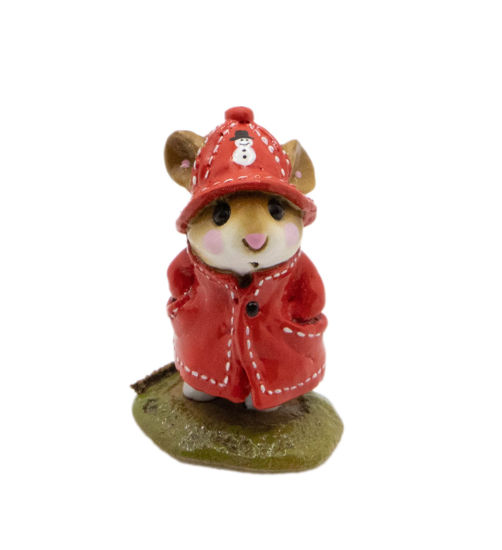 April Showers M-180 (Snowman Special) by Wee Forest Folk®