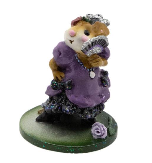 Carmen M-258 (Purple) by Wee Forest Folk®