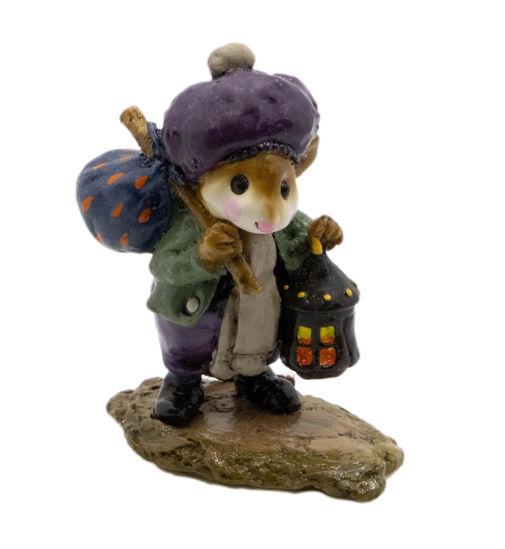 Wanderlust M-211 (Purple Special) by Wee Forest Folk®